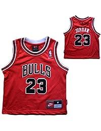 Maglia canotta Ragazzo NBA - Michael Jordan - Chicago Bulls - Taglia XL fc3baac9b6fa