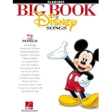 The Big Book of Disney Songs for Clarinet: Clarinet