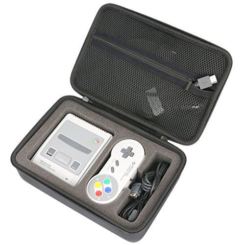 Khanka Hartschalen-Schutzhülle für Nintendo Super Famicom Classic Mini Konsole, japanischer SNES SFC