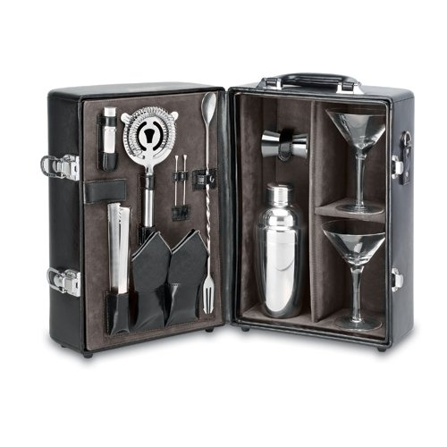 deluxe-portable-travel-bar-set-black-black-green-by-picnic-time