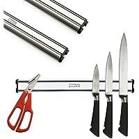 Amazon.it: barra magnetica coltelli - Porta utensili da cucina ...