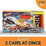 #1: Nerf Nitro Doubleclutch Inferno Combat Blaster