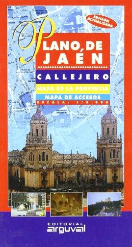 Plano de Jaén (PLANOS Y GUÍAS CALLEJEROS)