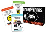 Sneaky Cards Card Game with a 17 by 11 USA Map by Gamewright
