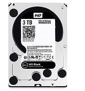 WD Black 3 TB Desktop Bulk