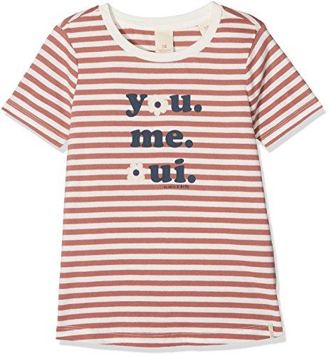 Scotch & Soda R´Belle Mädchen T-Shirt Tee with Artwork, Mehrfarbig (Combo I 588), 140 (Herstellergröße: 10) (Feine Mädchen Tee Fit)