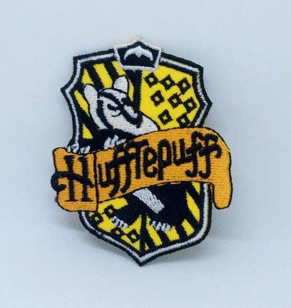 Hufflepuff - Parche bordado para coser