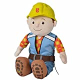 Simba Bob Plüsch Figur | Bob der Baumeister | 25 cm | Softwool-Material
