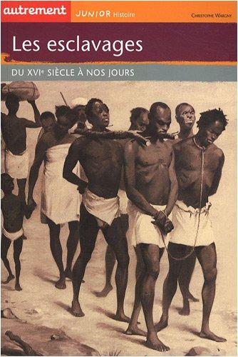 Les esclaves : Du XVIe siècle à nos jours