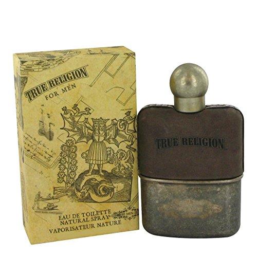 True Religion True Religion for Men, Eau de Toilette Spray 1er Pack(1 x 50 ml)