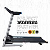 REACH T-5000 Treadmill for Fitness | 1.75 HP Motor| 3 Step Inclination |