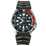 Seiko Men's SKX009K2 Diver's Analog Japanees Quartz Automatic Stainless Steel Watch