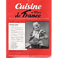 Cuisine et Vins de France n° 4 - avril 1948 - Clubs de gastronomes/Secret d'une (Dune Club)