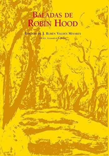 Baladas de Robin Hood (Grandes libros)
