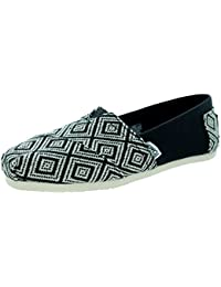 Qualified Toms Womens Classics Ash Canvas 001001b07-grey Factory Direct Selling Price Comfort Shoes Clothing, Shoes & Accessories