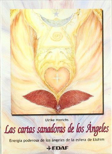 Cartas Sanadoras De Los Angeles-Kit (Tabla de Esmeralda)