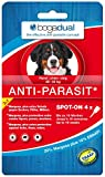 BOGADUAL UBO0541 Anti-Parasit Spot-On Hund, 25-50 kg, 4 x 2.5 ml
