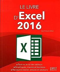 Le Livre d'Excel 2016