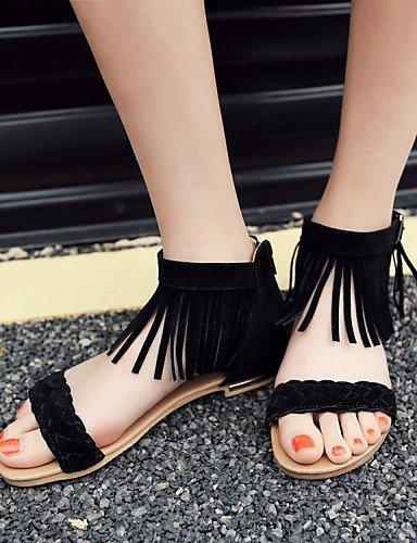 LFNLYX Scarpe Donna-Solette interne e accessori / Sandali / Scarpe col tacco / Sneakers alla moda / Ciabatte-Matrimonio / Ufficio e lavoro / Black