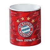 FC Bayern Unterschriften - Tasse 2016/2017