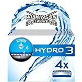 Wilkinson Sword Hydro 3 Klingen, 4 Stück