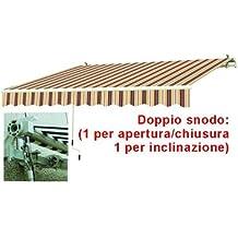 Ricambi Bracci Estensibili Per Tende Da Sole.Amazon It Tenda Da Sole A Bracci Estensibili
