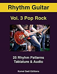 Rhythm Guitar Vol. 3: Pop Rock Patterns (English Edition)