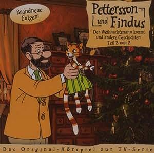 pettersson und findus der weihnachtsmann kommt teil 2. Black Bedroom Furniture Sets. Home Design Ideas