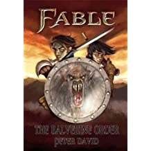 Fable: The Balverine Order by Peter David (2010-10-28)