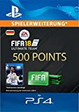 FIFA 18 Ultimate Team - 500 FIFA Points | PS4 Download Code - deutsches Konto