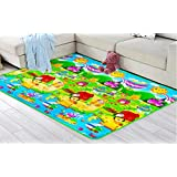 FWQPRA Baby Play Mat Mat For Kids Develop Rugs Puzzle Carpets Play Mats Mat Baby Toy For Newborn Kids Carpet Goma Eva Foam Available Patten & Color (5.8*x3.8* Ft)