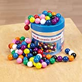 Magnetic Marbles - SCHOOL MAGNETISM RESOURCE - Tub of 100
