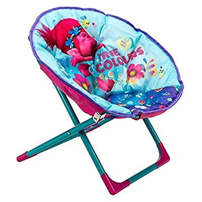 Trolls Foldable Moon Chair - inexpensive UK light store.