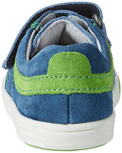 Richter Kinderschuhe Sing, Chaussures Marche Bébé Garçon Blau (pacific/apple)