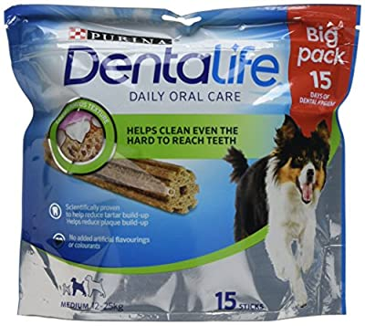 Dentalife Dental Chews Loyalty Pack by Nestle Purina Petcare (UK) Ltd
