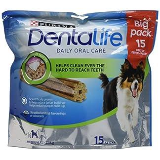Dentalife Medium Dog Dental Chew, 75 x 23 g 36