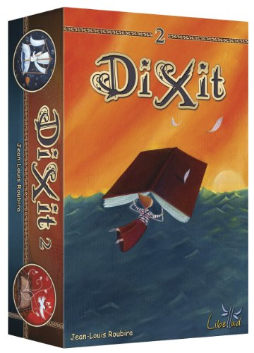 Asmodee - Libellud 200786 - Dixit 2
