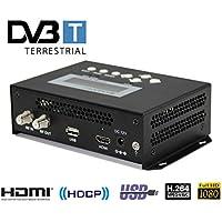 SYMARIX SRT750-HD Digitaler Modulator HDMI zu DVB-T COFDM Full HD, HDTV, MPEG4