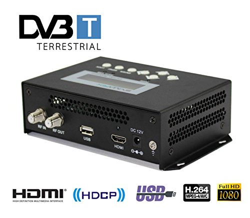 SYMARIX SRT750-HD Digitaler Modulator HDMI zu DVB-T COFDM Full HD, HDTV, MPEG4 Hdtv 720p, 1080i, 1080p