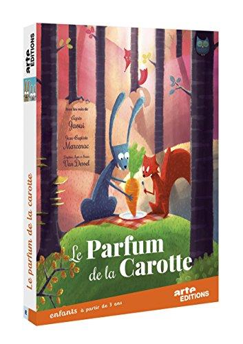 Le parfum de la carotte : Un programme de quatre courts métrages