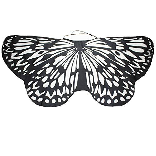 JMETRIC Damen Schmetterling Kostüm Zubehör Tanz Kostüm Für Karneval Freizeit Party Eltern-Kind Faschingkostüme ()