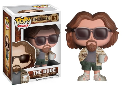 The Big Lebowski The Dude Pop! Figura vinile