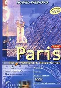 Travel Web: Paris [DVD]