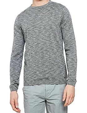 Threadbare - Jerséi - suéter - Básico - Cuello redondo - para hombre