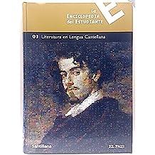 La enciclopedia del estudiante, 3: Lengua castellana