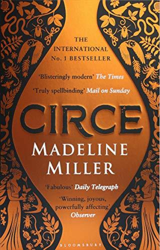 Circe: The International No. 1 Bestseller (English Edition)