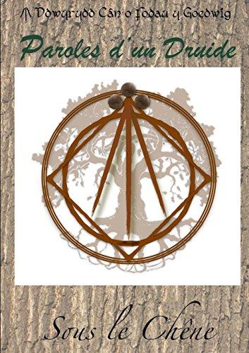 Paroles d'un Druide par Kadog Gwiziek