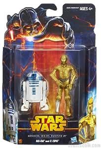 STAR WARS : MISSION SERIES - TANTIVE IV - R2D2 + C-3PO