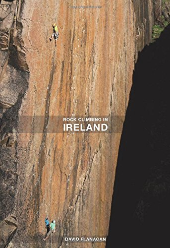 Rock Climbing in Ireland por David Flanagan