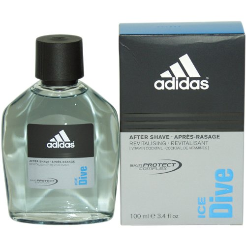 adidas Ice Dive After Shave für Herren, 100 ml (Lavendel-aftershave Lotion)